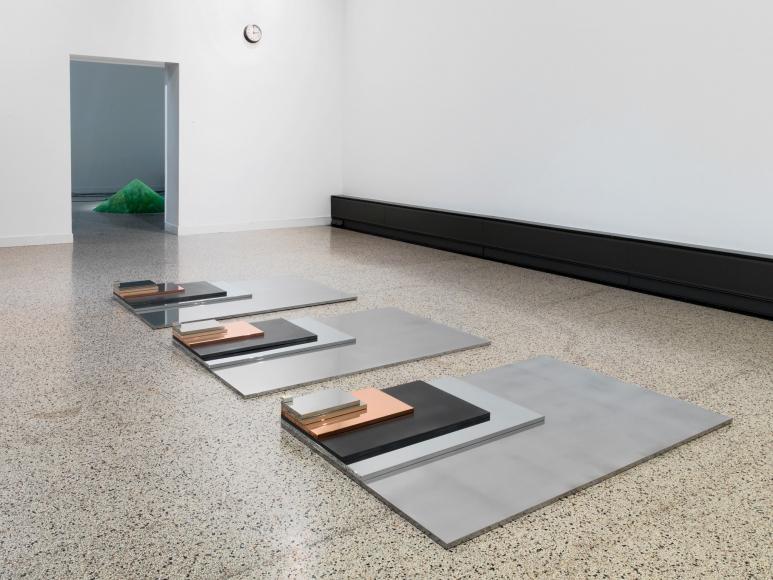 Hector Prize 2015. Alicja Kwade, Kunsthalle Mannheim, Germany, 2015
