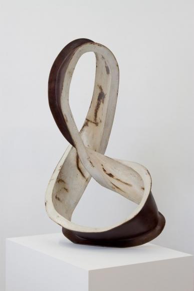 """Matt Johnson, """"Eight"""" (Lautner Beam / Super String), 2014"""