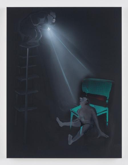 Tala Madani, First Light, 2015