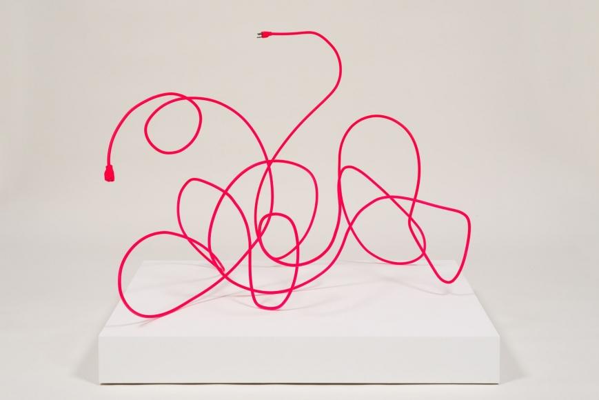 Matt Johnson, Extension Cord 6 (Free Radical), 2015