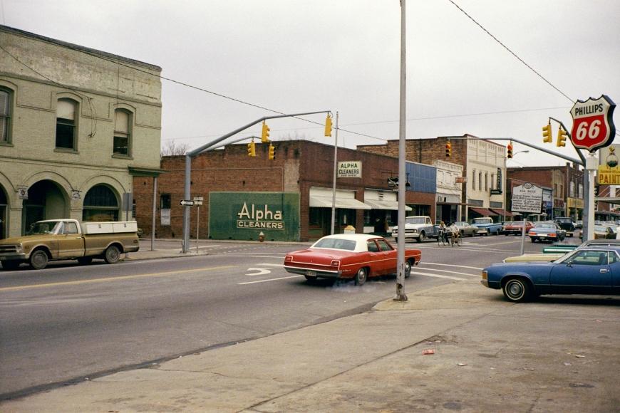 Stephen Shore, New Bern, North Carolina, January 1973