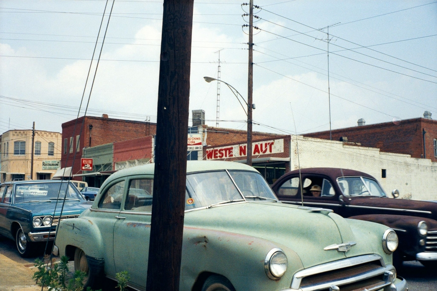 Stephen Shore, Columbia, South Carolina, June 1972