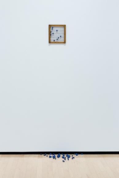 Alicja Kwade, Linienland II, 2017