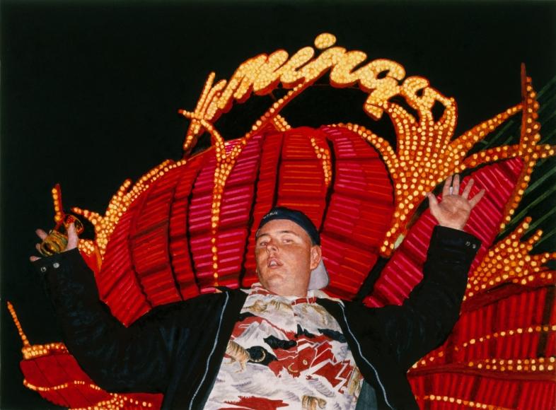 Tim Gardner, Untitled (S in Vegas), 2001