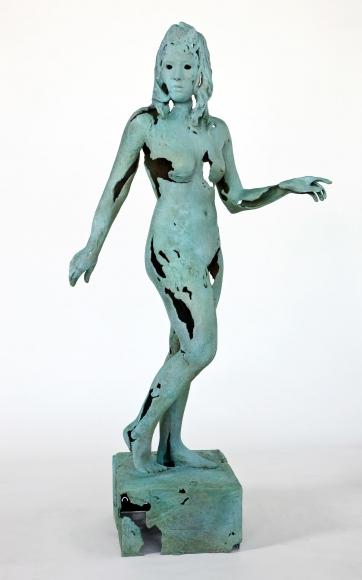 Matt Johnson, Object of Antiquity (Aphrodite), 2010
