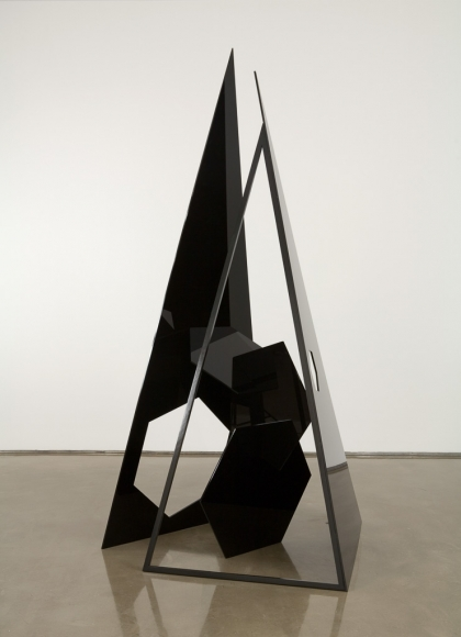 Eva Rothschild, Blackout, 2007