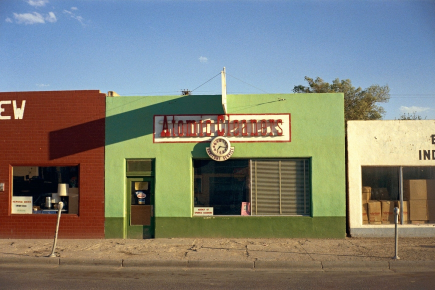 Stephen Shore, Farmington, New Mexico June, 1972