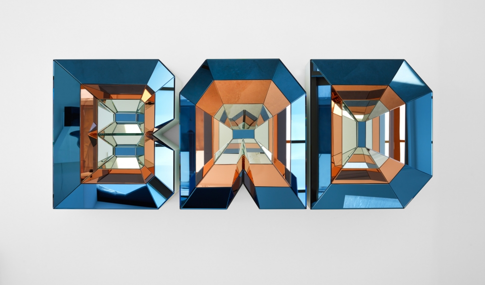 Doug Aitken, BAD, 2014