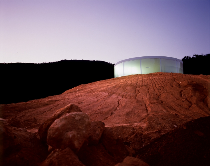 Doug Aitken, Sonic Pavilion, 2009, Inhotim Contemporary Art Center, Brumadinho, Brazil