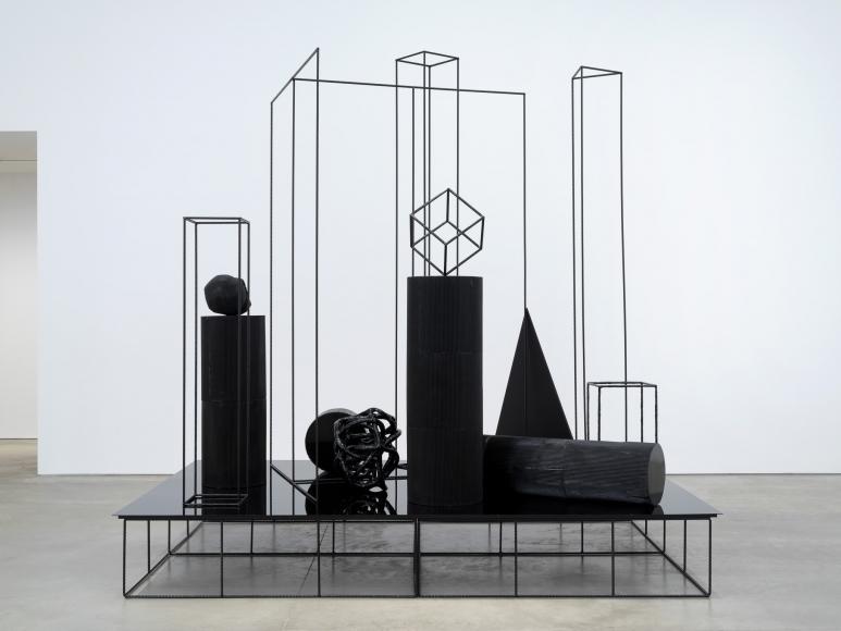 Eva Rothschild, An Array, 2016