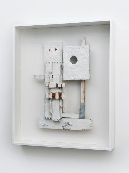 Rodney Graham, Pipe Cleaner Artist Studio Construction #37, 2015