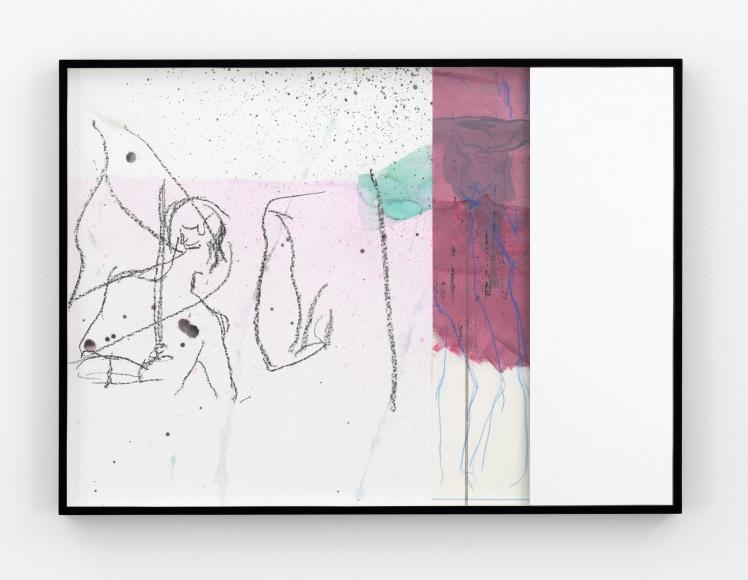 Nick Mauss, Pause, 2016