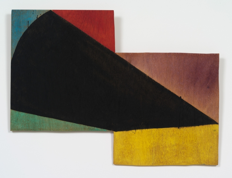 Mary Heilmann, The First Ray, 1987