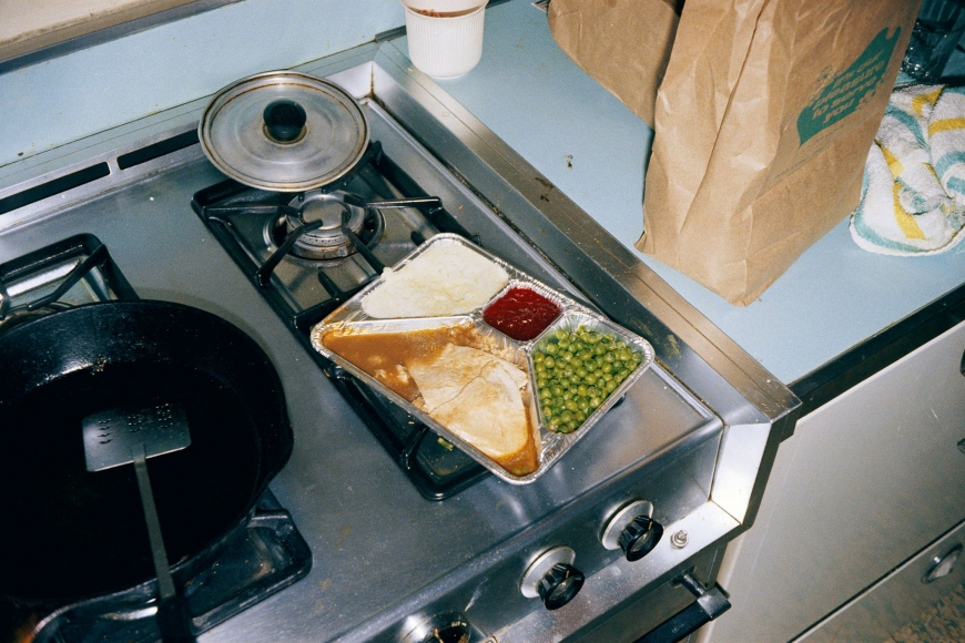Stephen Shore, New York City, New York, September-October 1972