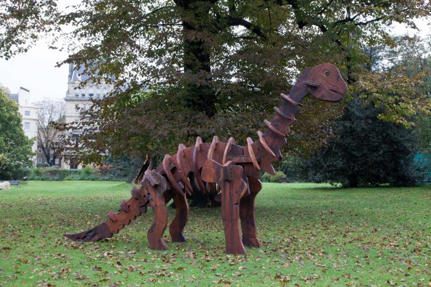 Matt Johnson, Baby Dinosaur (Apatosaurus), 2013