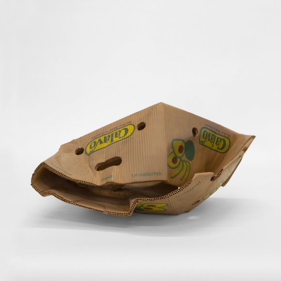 Matt Johnson, Untitled (Avocado Box), 2016