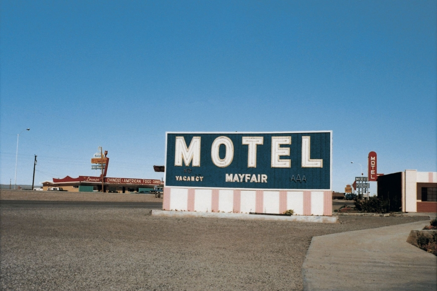 Stephen Shore, Holbrook, Arizona June 1972