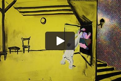 Tala Madani, Wrong House, 2014
