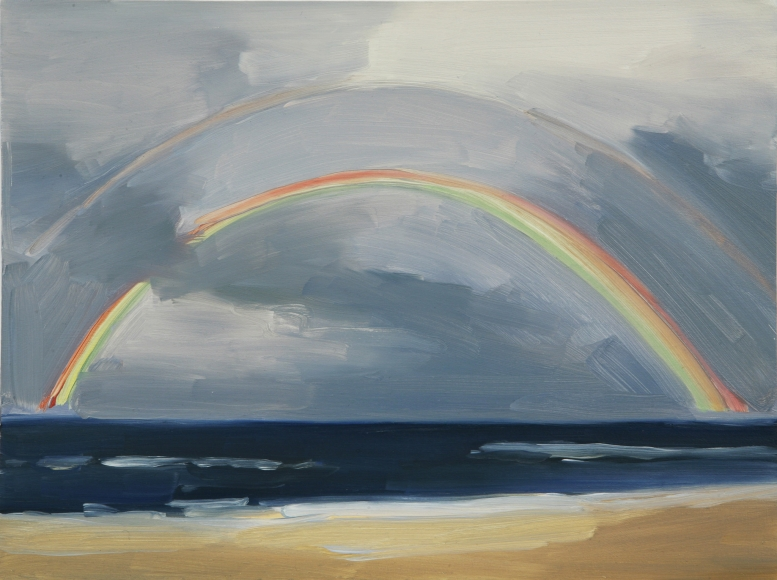 Maureen Gallace, Summer Rainbow, Cape Cod, 2006