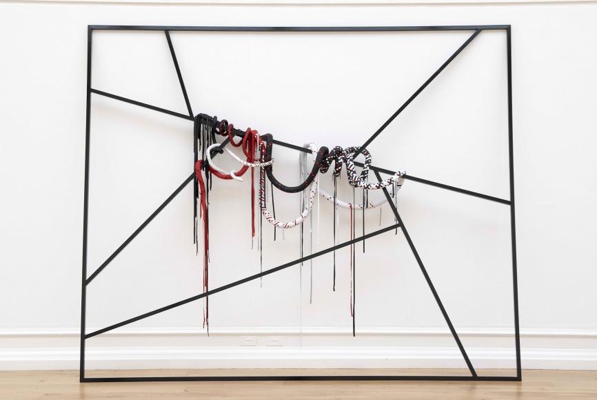 Eva Rothschild, The Narrow Way, 2007