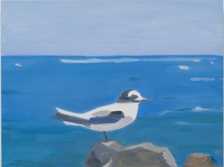 Maureen Gallace, Sandpiper, 2008