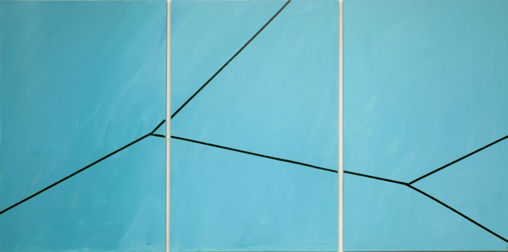 Mary Heilmann, Pacific Ocean, 1998