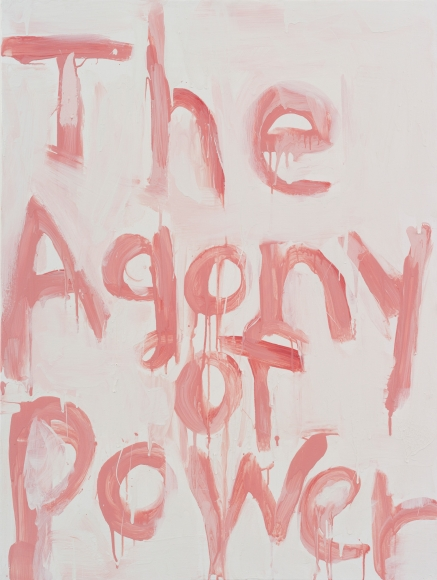 Kim Gordon, The Agony of Power