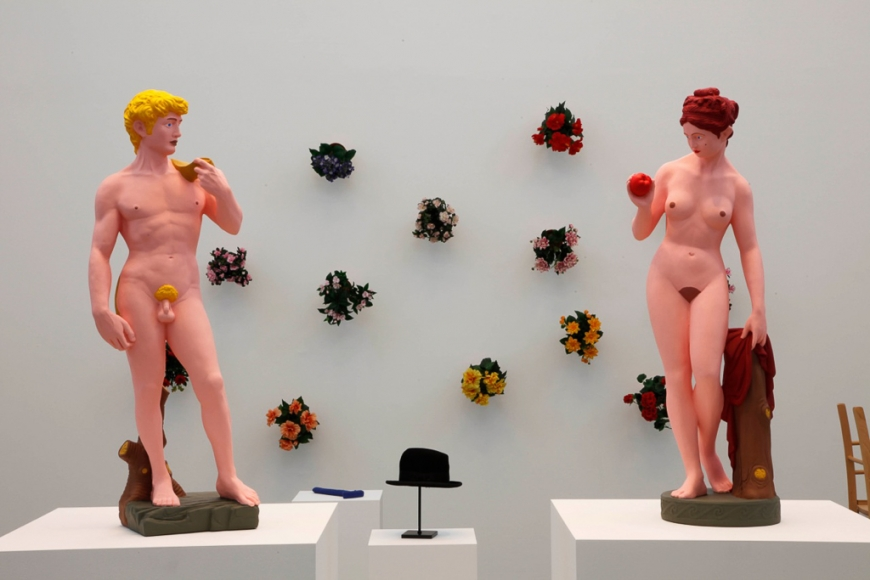 Hans-Peter Feldmann, Installation view: Serpentine Gallery, 2012