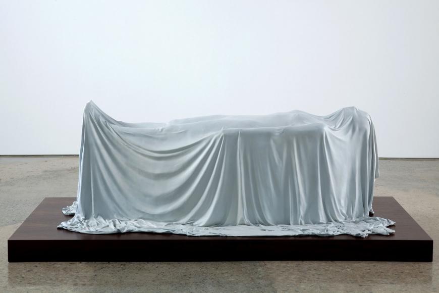 Matt Johnson, Levitating Woman, 2012
