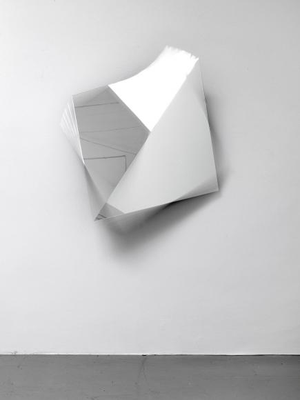 Jeppe Hein, Rotating Mirror Object III, 2011