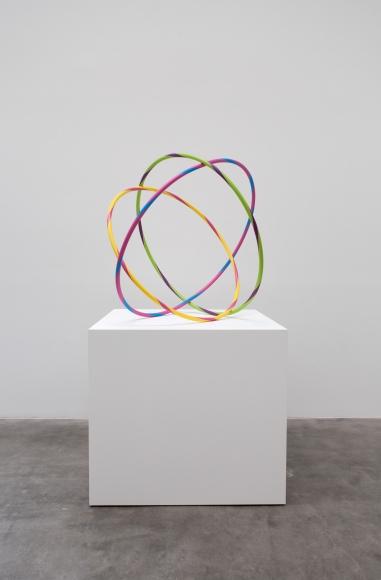 Matt Johnson, Nesting Hula-Hoops, 2013