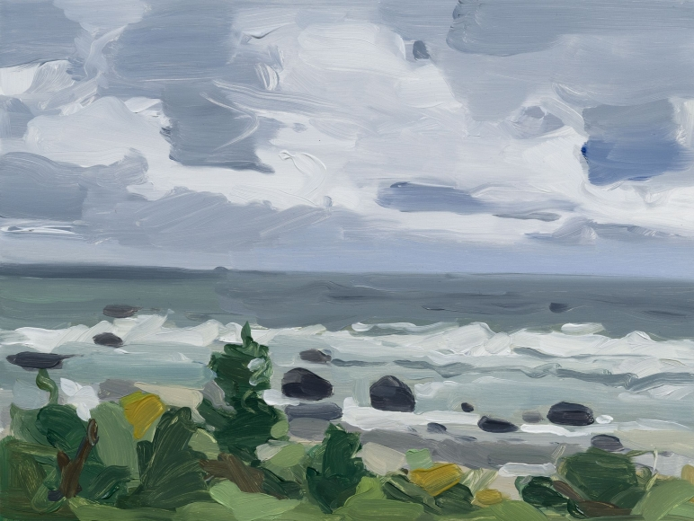 Maureen Gallace, Storm, 2014