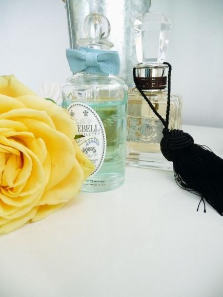 Karen Kilimnik, perfume