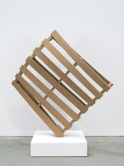 Matt Johnson, Twisted Pallet, 2016