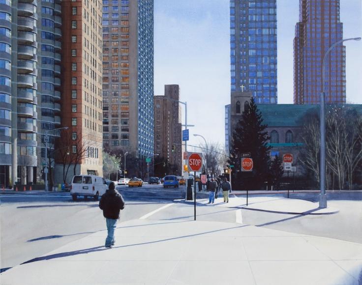 Tim Gardner, New York City Boy, 2009