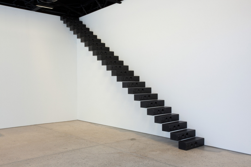 Ceal Floyer, Scale, 2007, Installation view: 303 Gallery, 2009