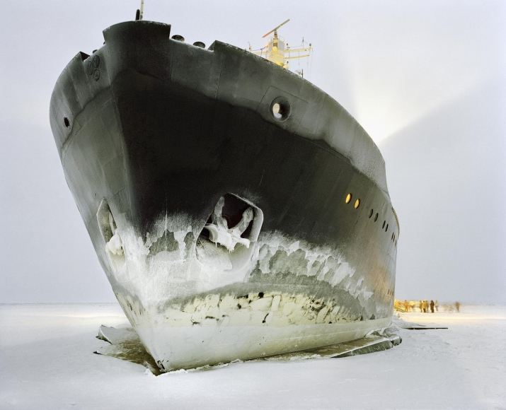 Luca Campigotto Gulf of Bothnia, Lapland, 2003