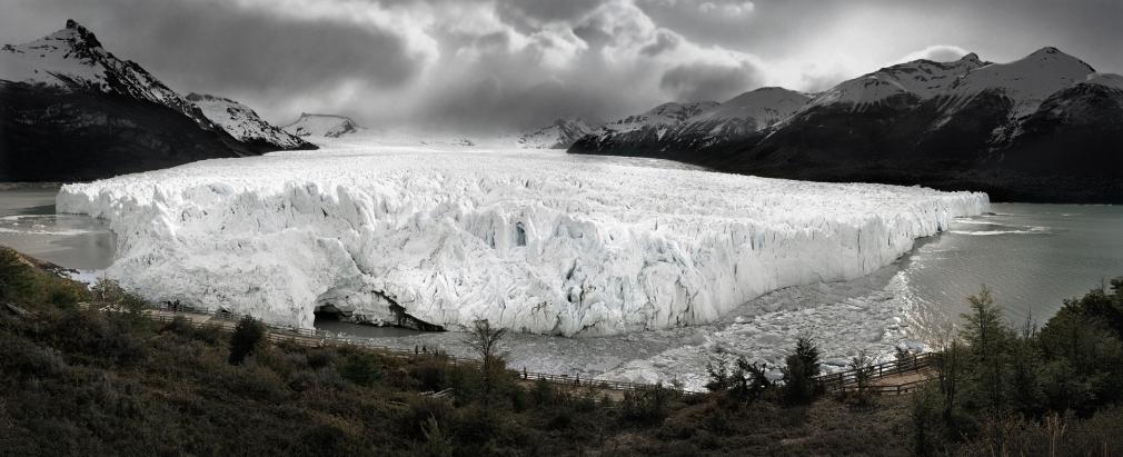 Luca Campigotto Perito Moreno glacier, Argentina, 2000