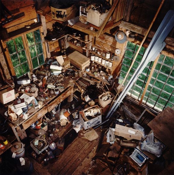 David Graham Workshop, Placentia Island, ME, 1995-96