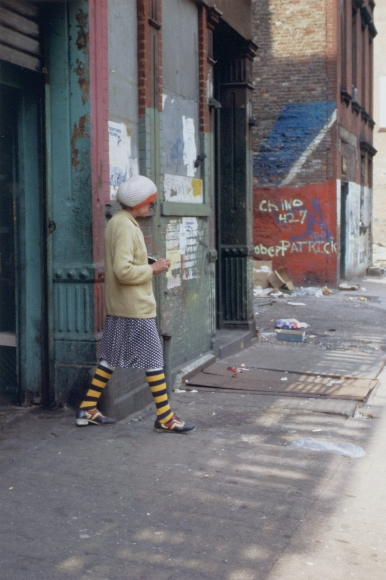 Helen Levitt New York City