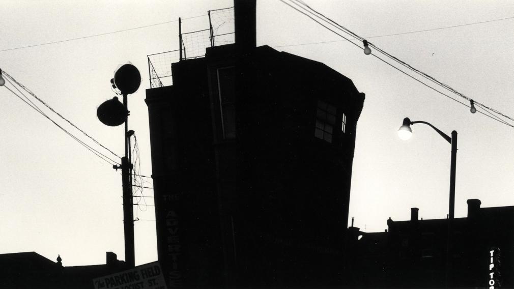 Ray Metzker Double Frame 1962
