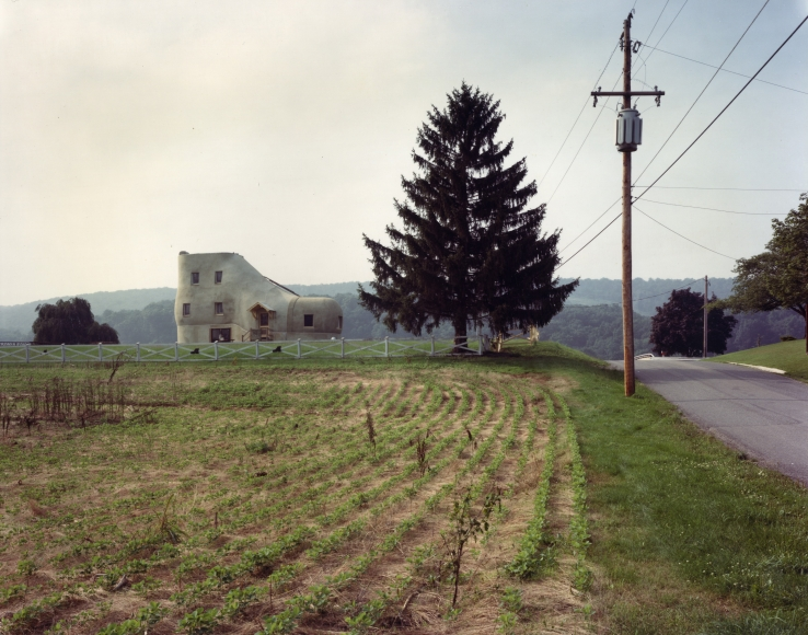 David Graham Shoe House, Hallam, PA,1989