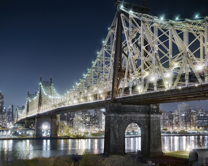 Luca Campigotto Queensboro Bridge