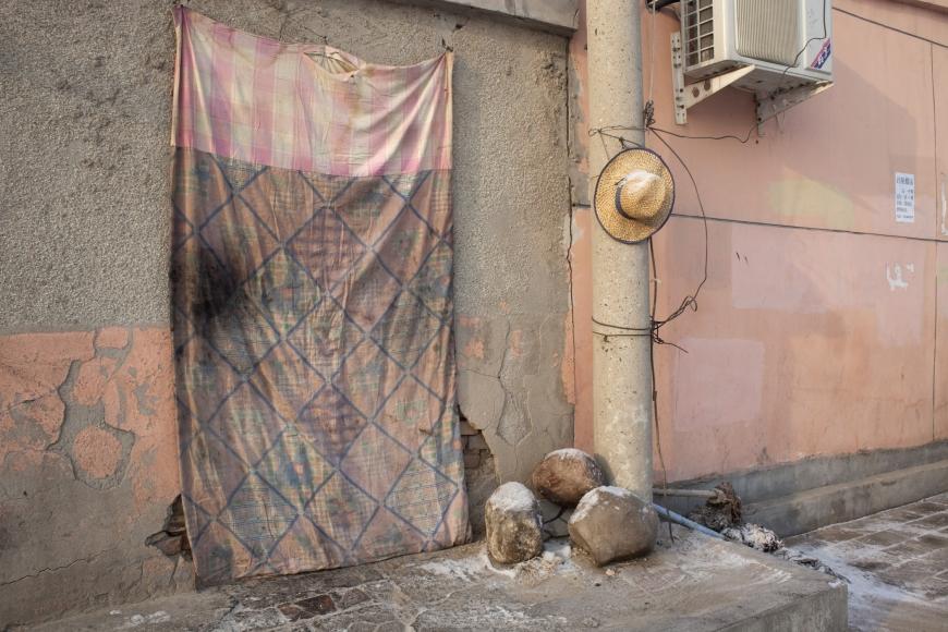 Christopher Rauschenberg Ordos City, China 2010-11