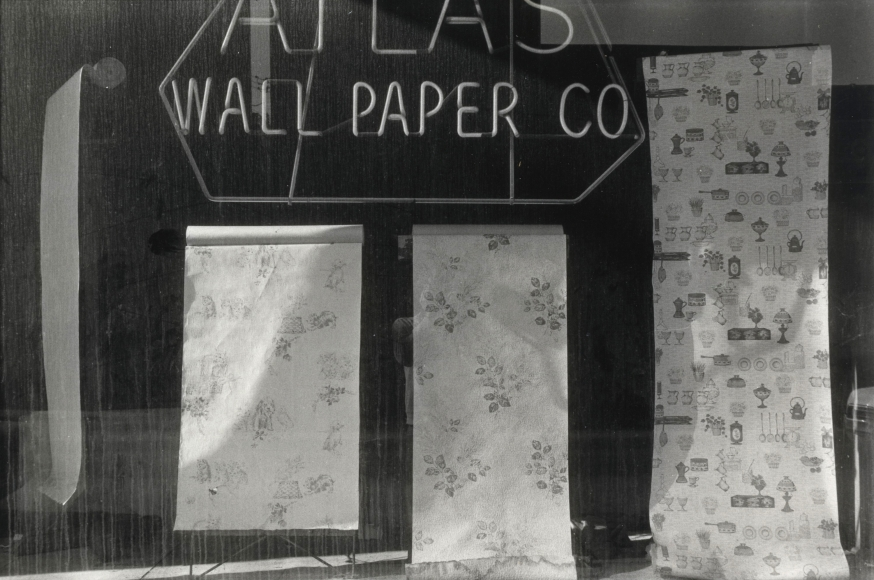 Will Brown Atlas Wallpaper 1973