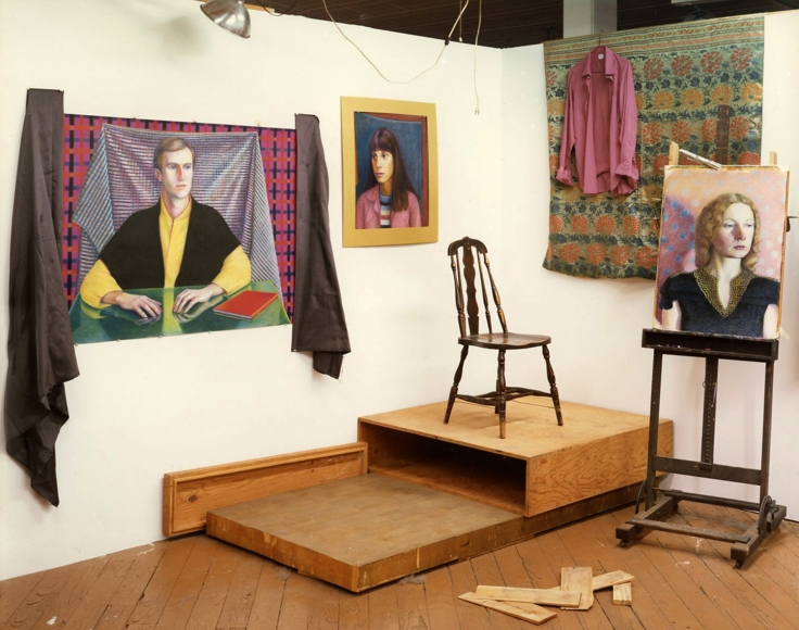 David Graham Marge Gapp's Studio, Philadelphia, PA