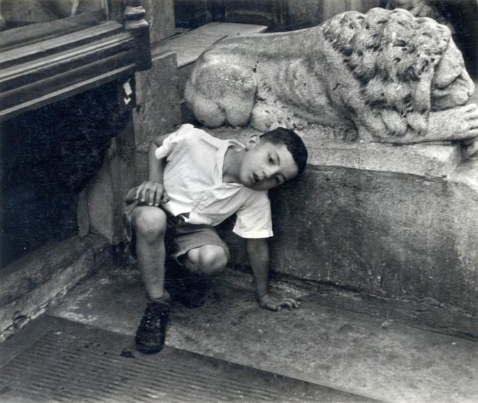 Helen Levitt NYC 1939