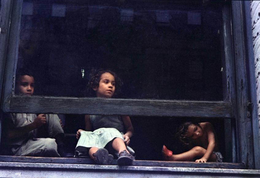 Helen Levitt NYC 1959