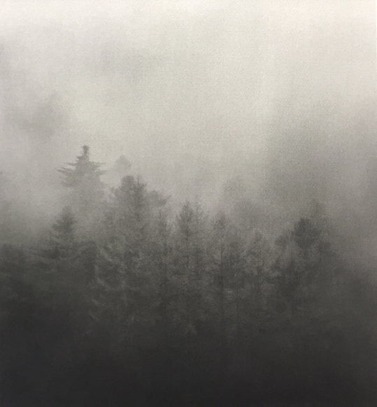 Min Byung Hun  Deep Fog Series