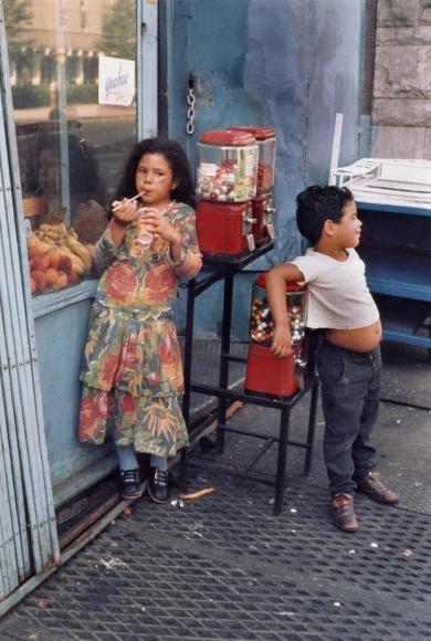 Helen Levitt NYC, 1971
